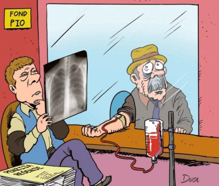 Како до пензије
