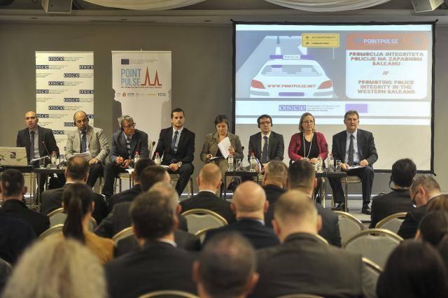 Међународна конференција промоције интегритета полиције на западном Балкану