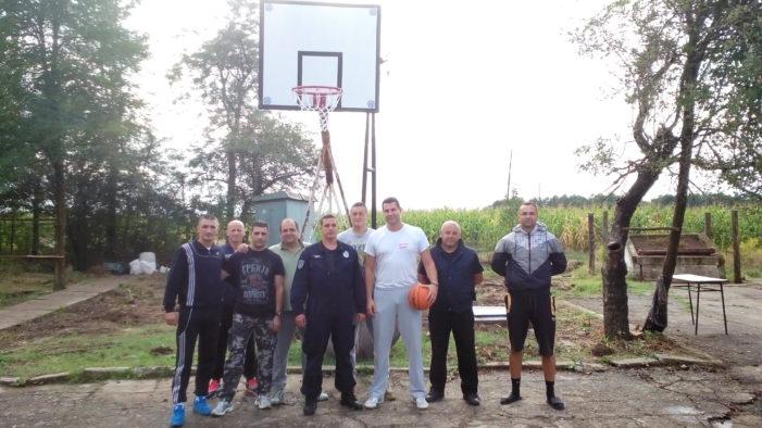Караула Градсково: време ће брже тећи уз баскет!