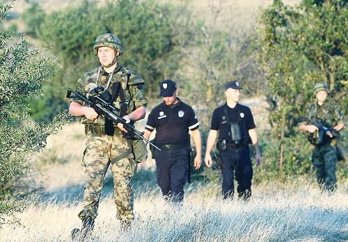 Мешовите патроле – Још један случај дискриминације полицијских службеника