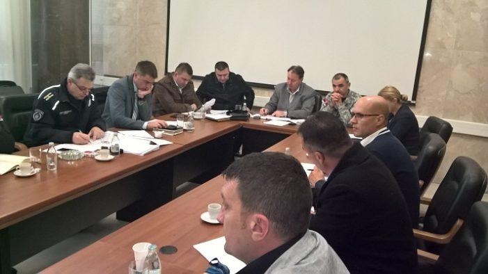 Теме предстојећег састанка са Радном групом за сарадњу са синдикатима у МУП-у