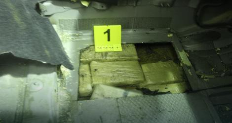 Рекордна заплена хероина на граничном прелазу Хоргош