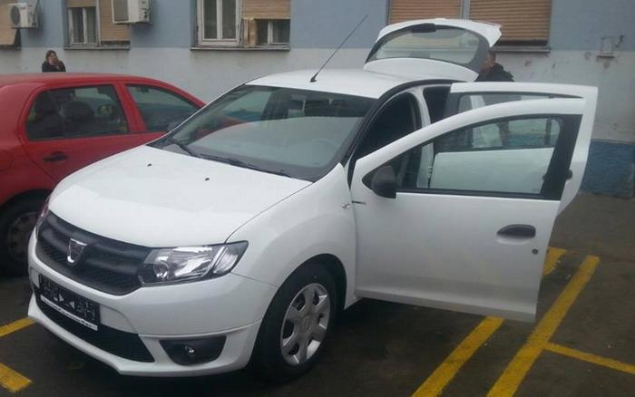 ССП Бачка Паланка: донација путничког возила