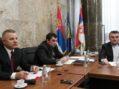Јануарски месечни састанак у Кабинету министра