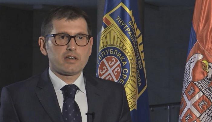 Владимир Ребић је нови директор полиције