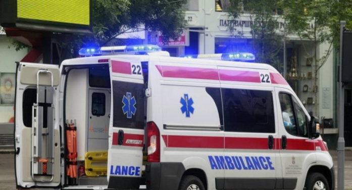 Povređen saobraćajac kod Orlovače