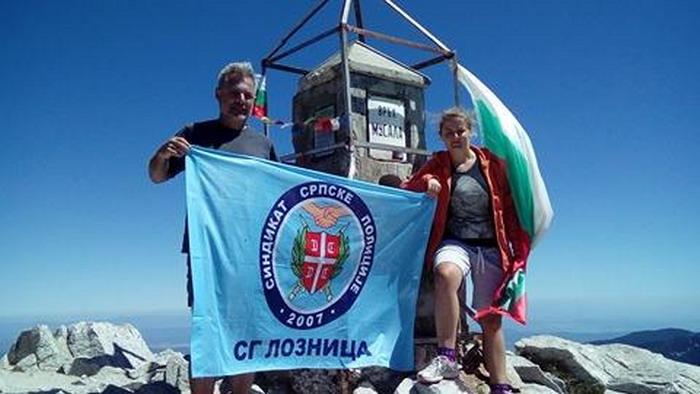 SSP na krovu Balkana!