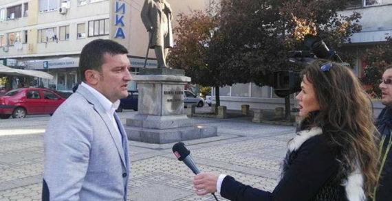 TIMOČKA KRAJINA: Predsednik SSP Lazar Ranitović na TV ISTOK