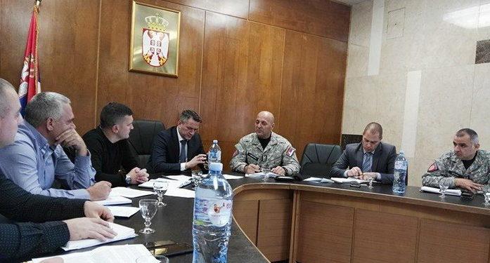 Direkcija policije – konstruktivan sastanak sa rukovodstvom Žandarmerije