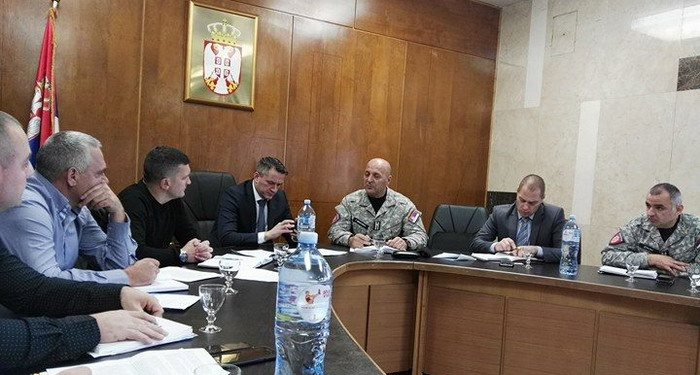 Дирекција полиције – конструктиван састанак са руководством Жандармерије